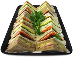 sanwich plater